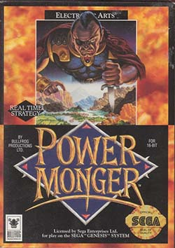 Power Monger играть онлайн