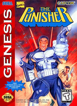 Punisher играть онлайн