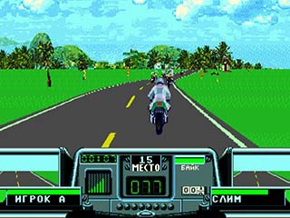 Road Rash 3: Tour De Force играть онлайн