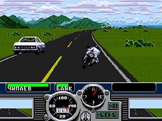 Road Rash играть онлайн
