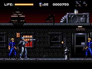 Robocop Versus Terminator играть онлайн