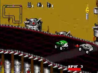 Rock n Roll Racing играть онлайн