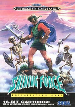 Shining Force играть онлайн