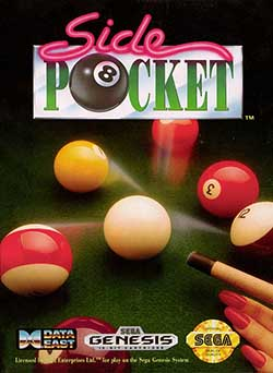 Side Pocket играть онлайн