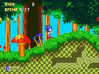 Sonic & Knuckles играть онлайн