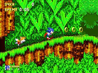 Sonic the Hedgehog 3 играть онлайн