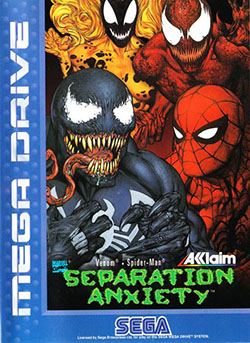 Spider-Man and Venom: Separation Anxiety играть онлайн