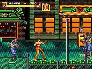 Streets of Rage 2 играть онлайн
