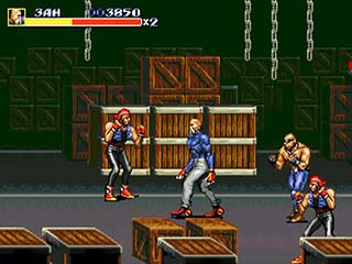 Streets of Rage 3 играть онлайн