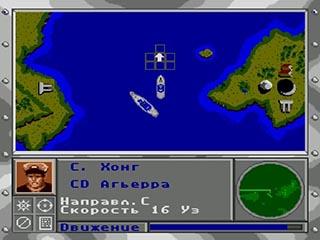 Super Battleship играть онлайн
