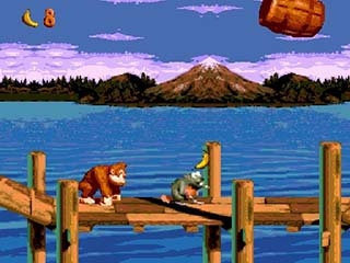 Super Donkey Kong 99 играть онлайн