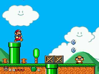 Super Mario World играть онлайн