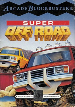 Super Off Road играть онлайн