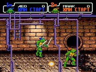 Teenage Mutant Ninja Turtles: The Hyperstone Heist играть онлайн