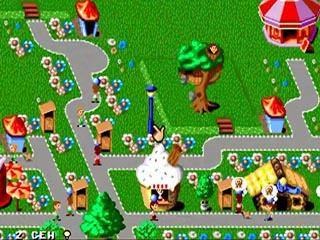 Theme Park играть онлайн