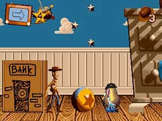 Toy Story играть онлайн