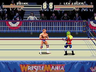 WWF Wrestlemania Arcade играть онлайн