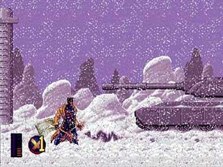 X-Men 2 - Clone Wars играть онлайн