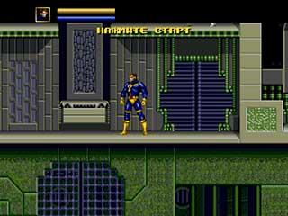 X-Men играть онлайн